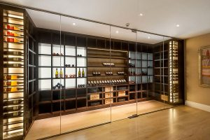 Brands Built Wine cellar
