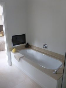TV bath
